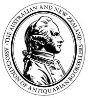 Australian and New Zealand Association of Antiquarian Booksellers logo