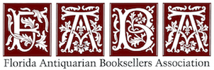 Florida Antiquarian Booksellers' Association logo