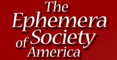 The Ephemera Society of America logo
